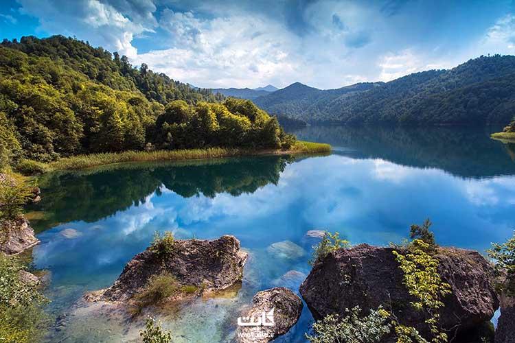 پارک ملی گوی گول آذربایجان