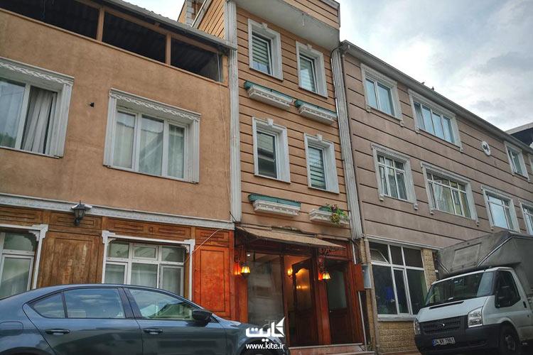 مهمانخانههای استانبول