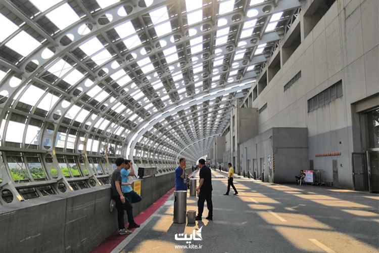 سالن نمایشگاه گوانجو 2019 چین