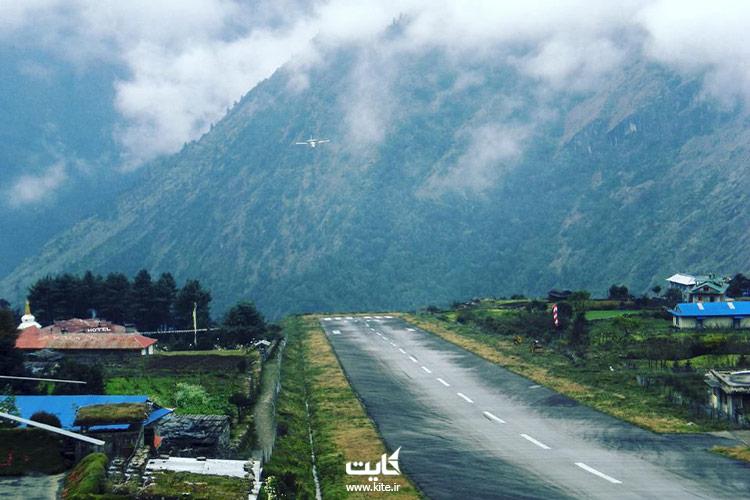 فرودگاه لوکلای نپال