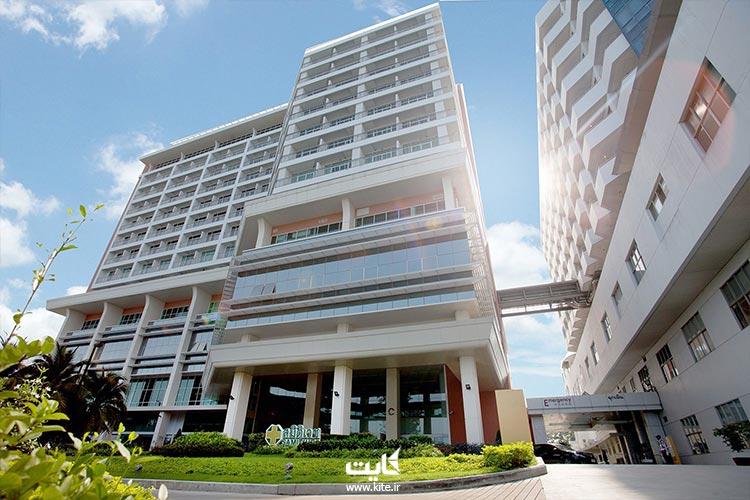 بیمارستانی در بانکوک