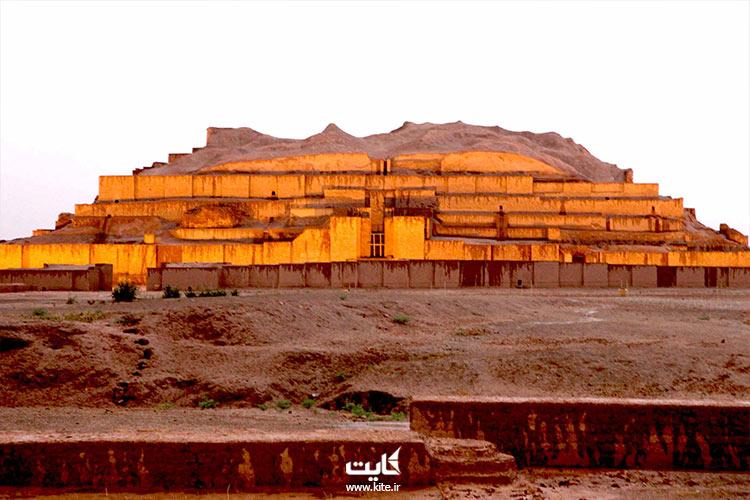 زیگورات چغازنبیل، شوش، خوزستان