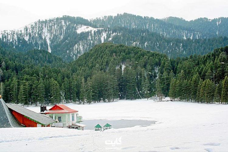 کالجیا، سوئیس در کوهستان هند