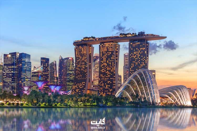 سنگاپور، پایتخت جزیرهای شرق آسیا