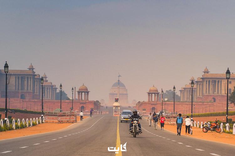 تور دهلی هند