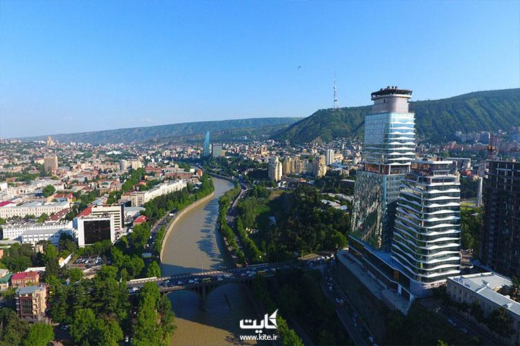 10 تا از جاذبههای گردشگری گرجستان که ایرانیها طرفدارش هست