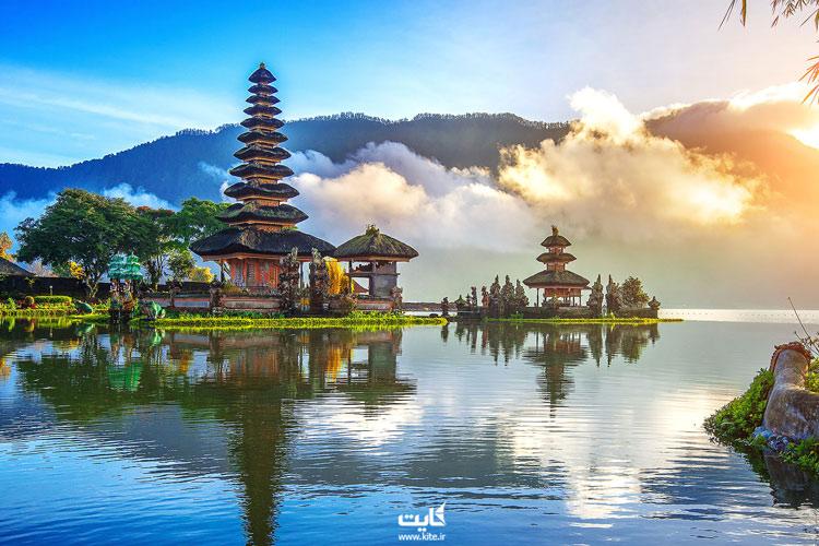 بالی در تور با خدمات All