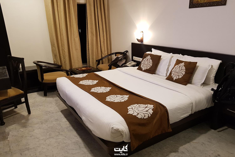 هتل تاج ریزورت آگرا