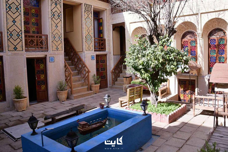 هتل نیایش در شیراز