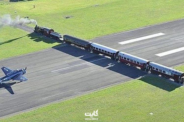 فرودگاه گیزبورن نیوزیلند