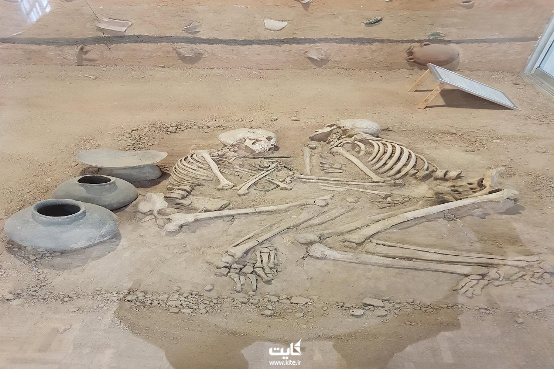 موزهعصر آهن تبریز