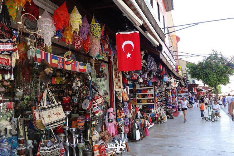 بازارهای سنتی کوش آداسی