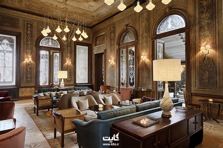 هتل-خانه سوهو استانبول