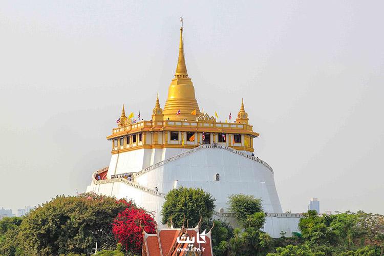 معبد وات ساکت (Wat Saket)