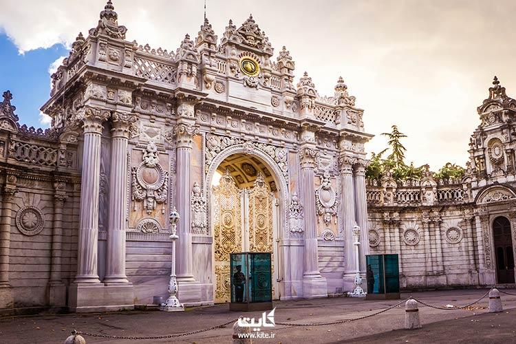 کاخ دولماباغچه استانبول