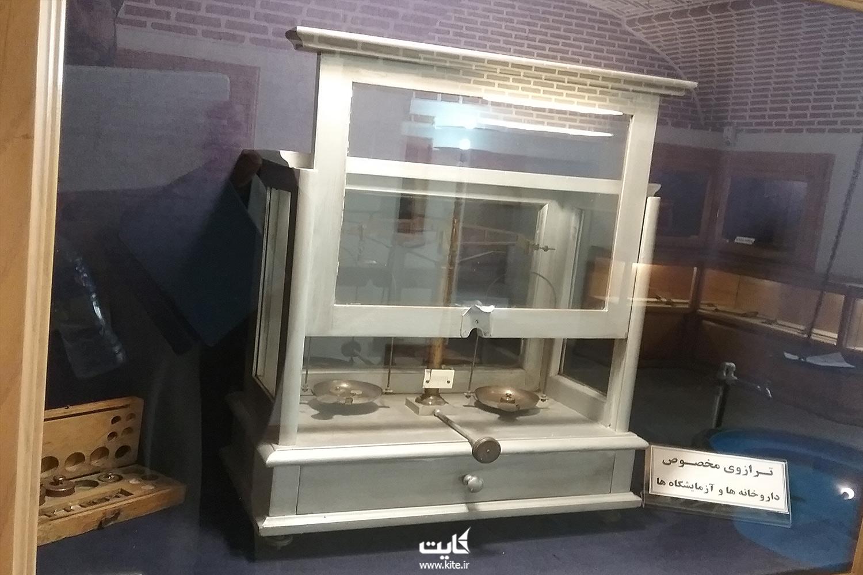 موزهی سنجش تبریز