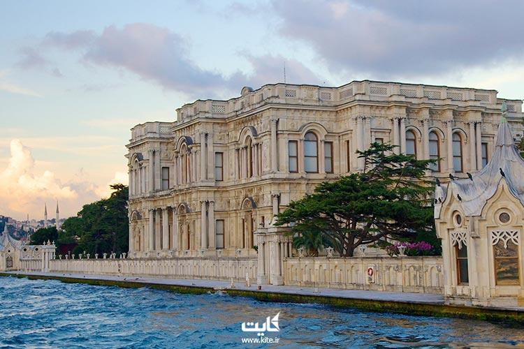 کاخ بیلر بی استانبول