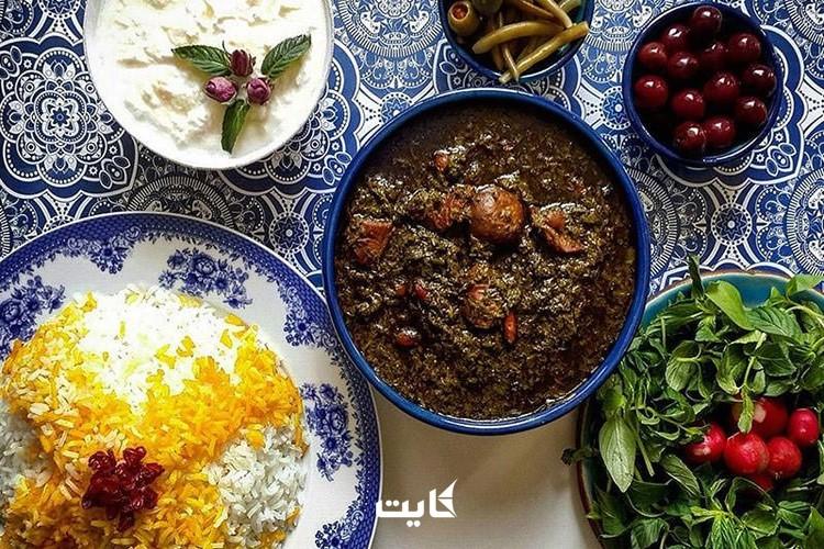 بهترین غذاهای آذربایجان غربی