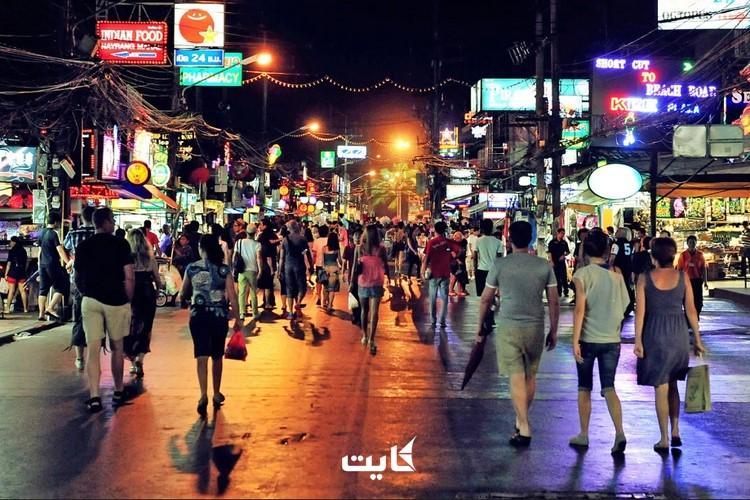 فساد در تایلند