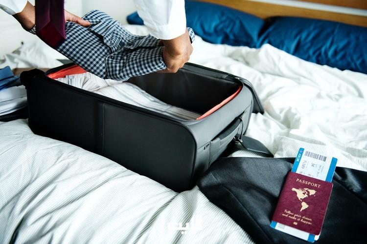 چمدان خود را ببندید