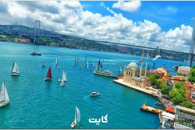 تنگه بسفر ترکیه