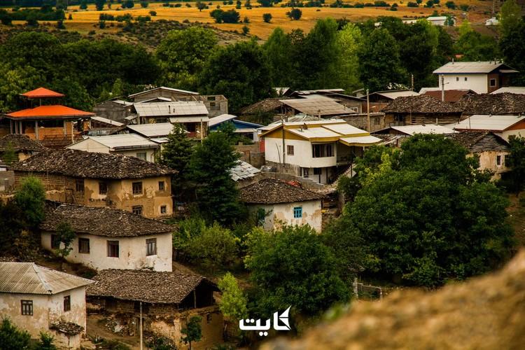 روستاهای کوهستانی و ییلاقی مازندران