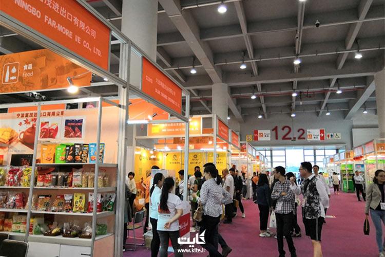 غرفههای نمایشگاه گوانجو 2019 چین