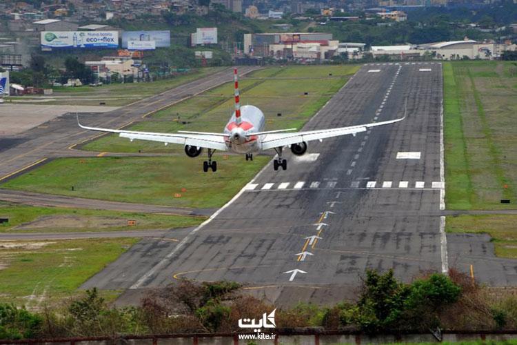 فرودگاه تانکانتین هندوراس