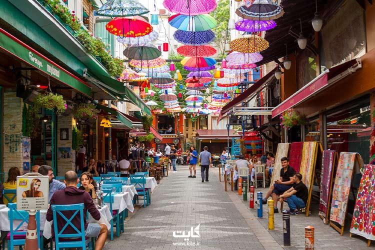 محله کادیکوی استانبول