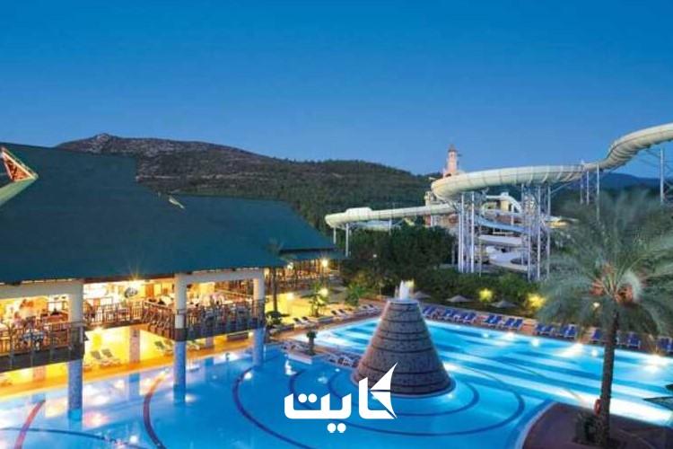 آشنایی با هتل آکوا فانتزی کوش آداسی