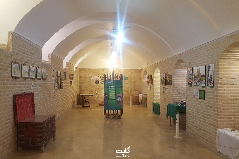 موزهی تاریخ و فرهنگ و هنر زرتشتیان یزد