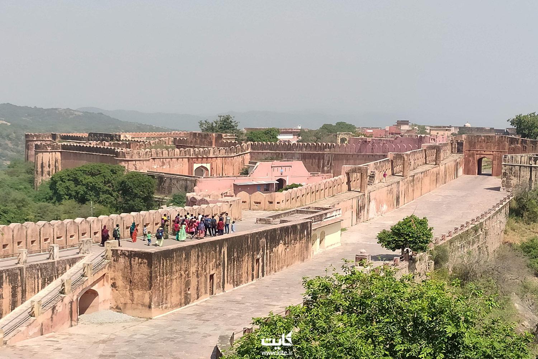 قلعه جاگار جیپور هند