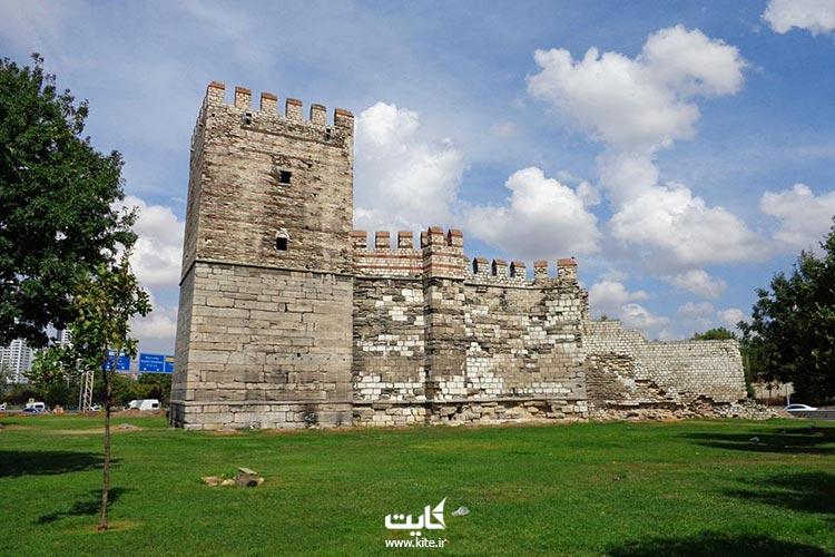 قلعه یدیکوله زیندانلاری استانبول