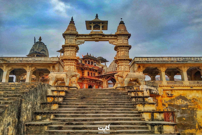 معبد جاگات شیرومانی جیپور هندوستان