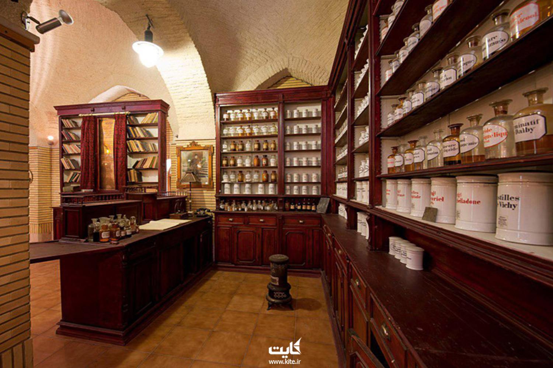 موزهی ملی تاریخ علوم پزشکی ایران