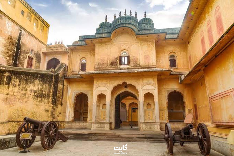 قلعه ناهارگاه جیپور