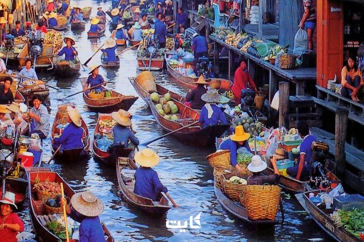 بازارهای شناور