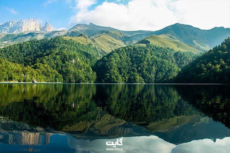 دریاچه گول گول آذربایجان