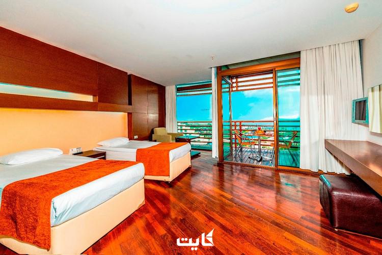هتل کروانسرای لارا آنتالیا
