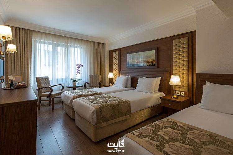 هتلهای چهارستاره استانبول