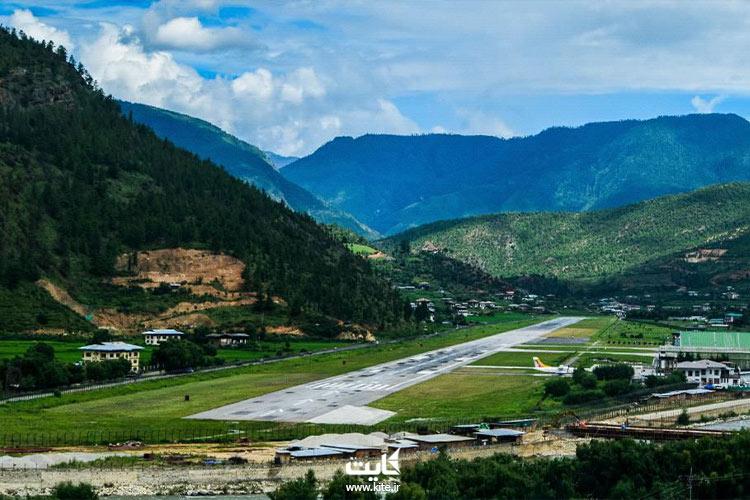 فرودگاه پارو بوتان