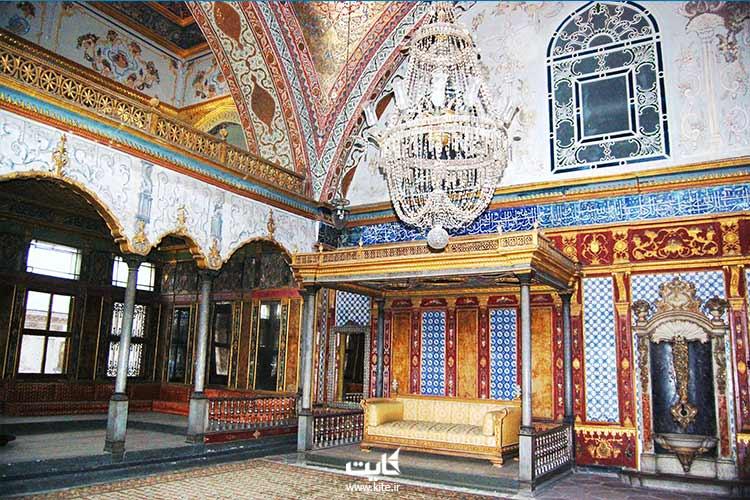 کاخ توپقاپی استانبول