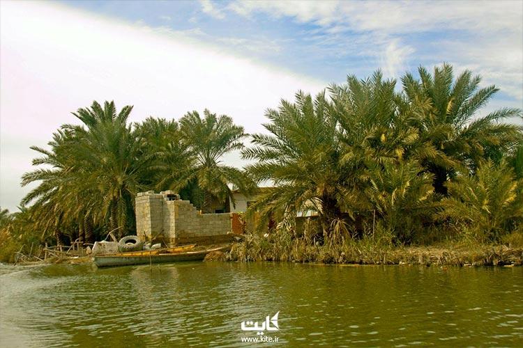 تالاب شادگان، شادگان، خوزستان