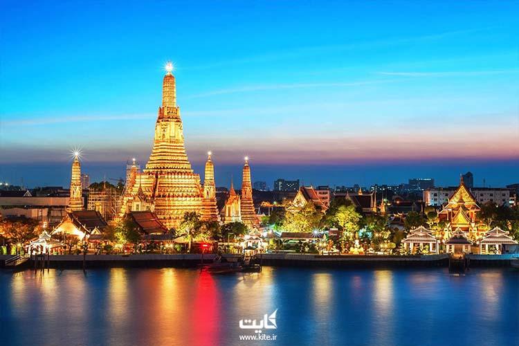تایلند، کشور هزار معبد در شرق آسیا
