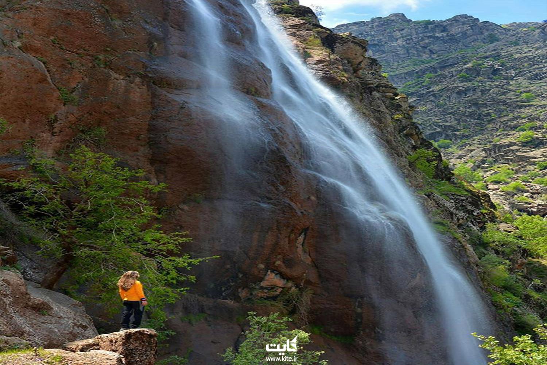 آبشار برنجهی شول آباد