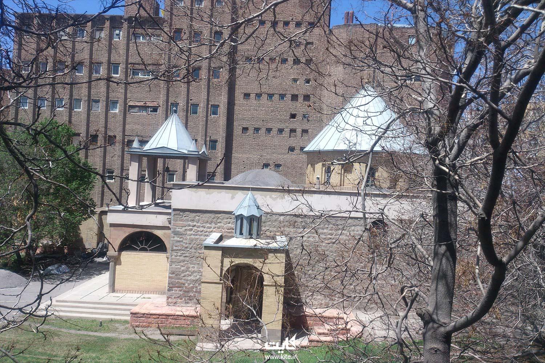 کلیسای مریم مقدس تبریز