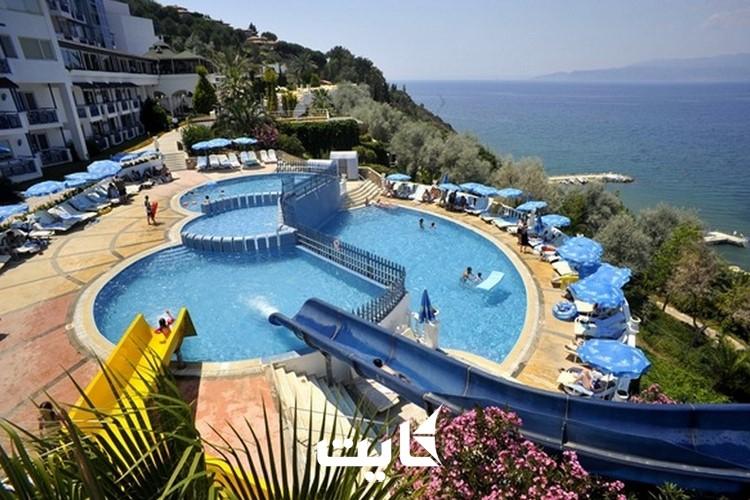 بهترین هتل های Uall کوش آداسی