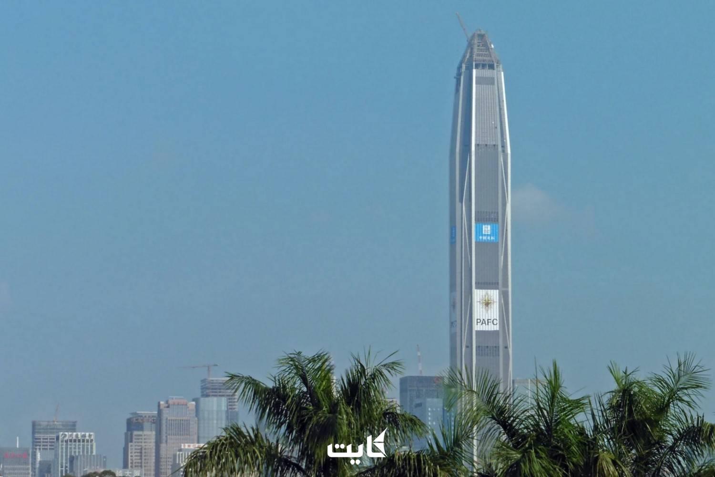 برج اداری Ping An