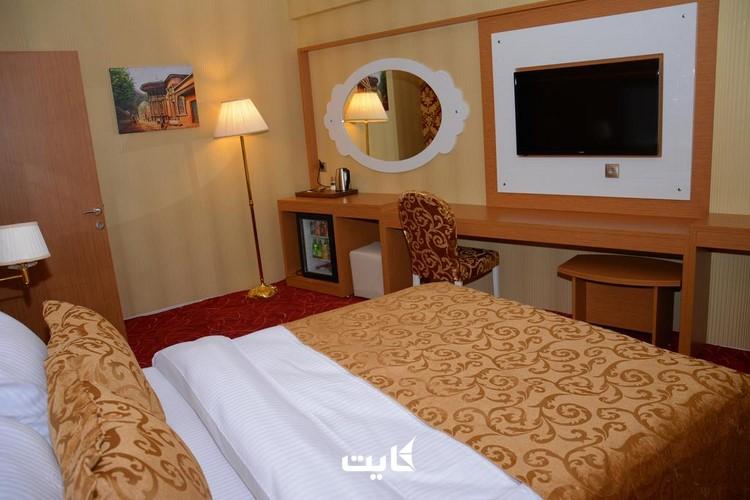 بهترین هتلهای 4 ستاره وان