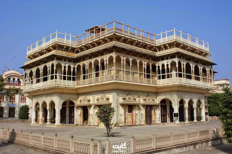 کاخ شهر هند